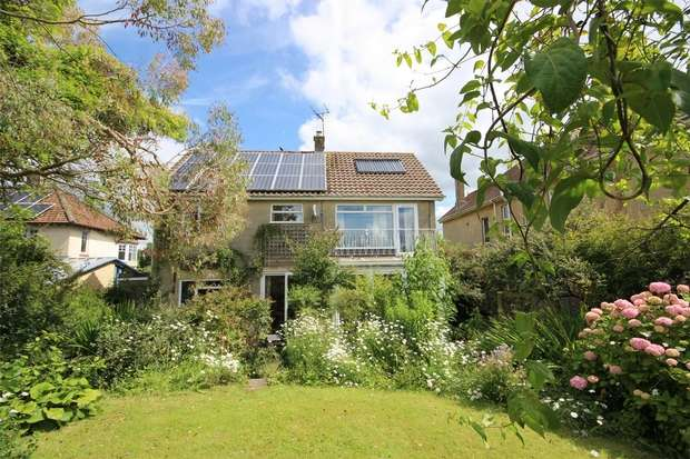 5 Bedrooms Detached House for sale in Midford Road, BATH