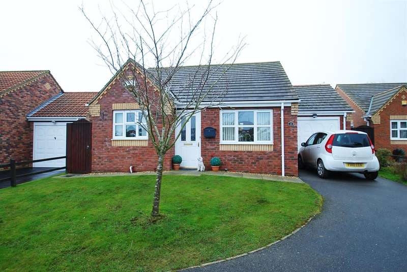 2 Bedrooms Bungalow for sale in Mumby Meadows, Mumby, Alford