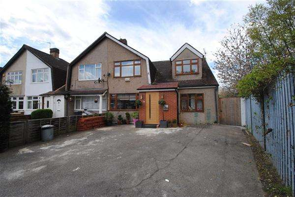 3 Bedrooms End Of Terrace House for sale in Norfolk Road, Feltham