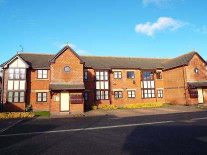1 Bedroom Flat for sale in Houghton Court, Lowesway, Thornton-Cleveleys, Lancashire, FY5