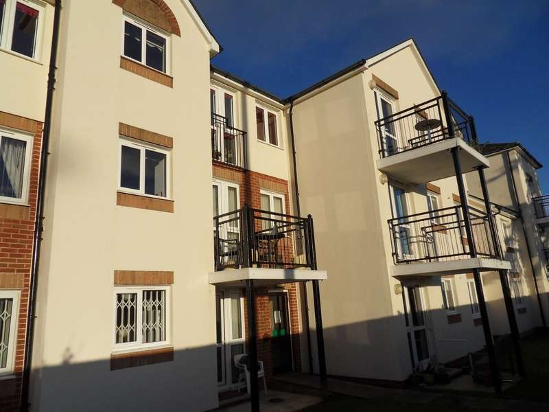 1 Bedroom Flat for sale in D'Arcy Court, Marsh Road