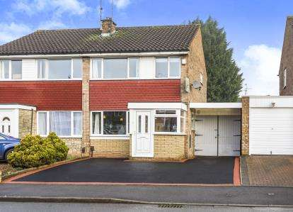 3 Bedrooms Semi Detached House for sale in Beeches Road, Kidderminster, Worcestershire