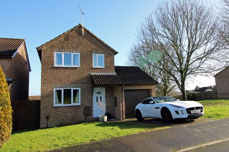 3 Bedrooms Detached House for sale in Valley View, Frome