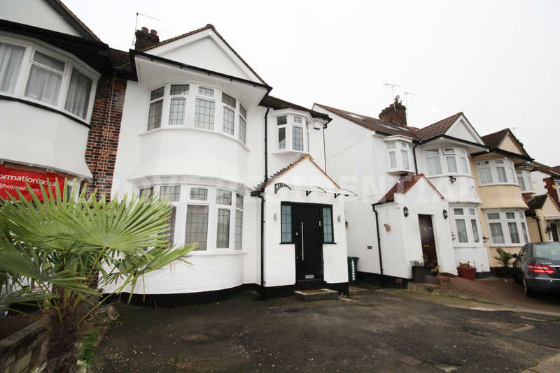 3 Bedrooms Semi Detached House for sale in BROOK AVENUE, EDGWARE, EDGWARE, HA8