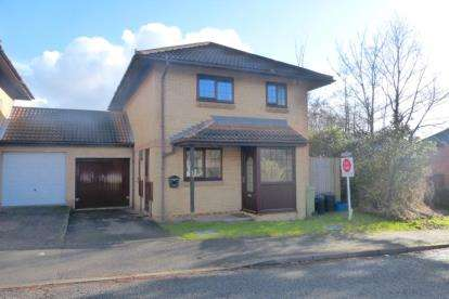 3 Bedrooms Link Detached House for sale in Petworth, Great Holm, Milton Keynes