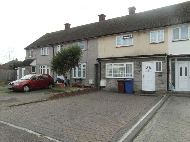 2 Bedrooms Terraced House for sale in Araglen Avenue, South Ockendon