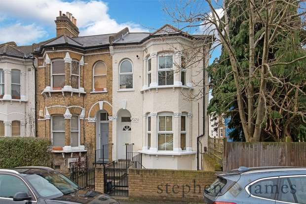 3 Bedrooms Flat for sale in Whiteley Road, Crystal Palace, London