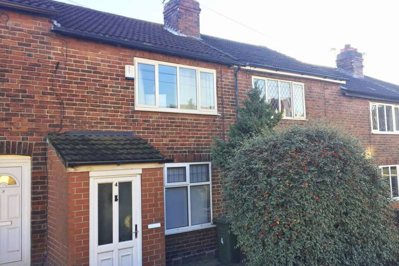 2 Bedrooms Terraced House for sale in Park Drive, Lofthouse, Wakefield, West Yorkshire WF3 3ET