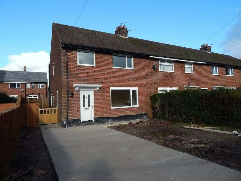 3 Bedrooms Terraced House for sale in Sycamore Drive, Penwortham, Preston