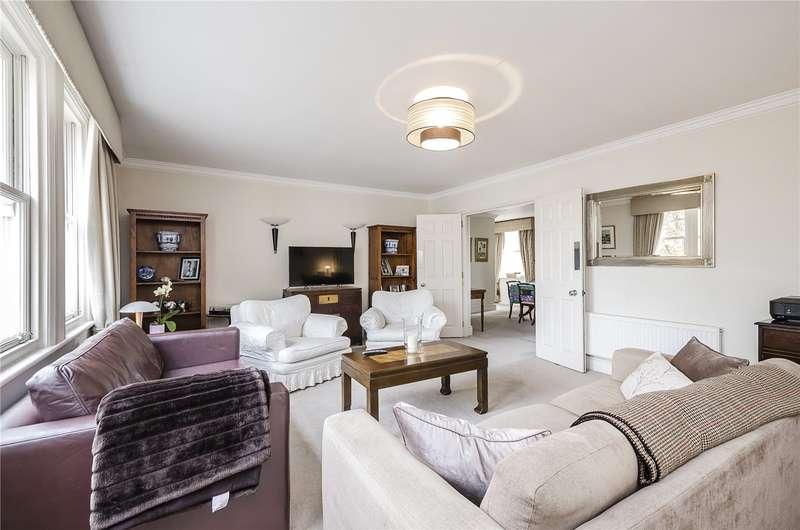 2 Bedrooms Flat for sale in Devonshire House, Lindsay Square, London, SW1V