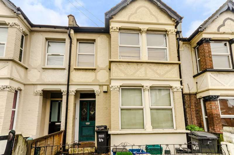 2 Bedrooms Flat for sale in Manor Road, South Norwood, SE25