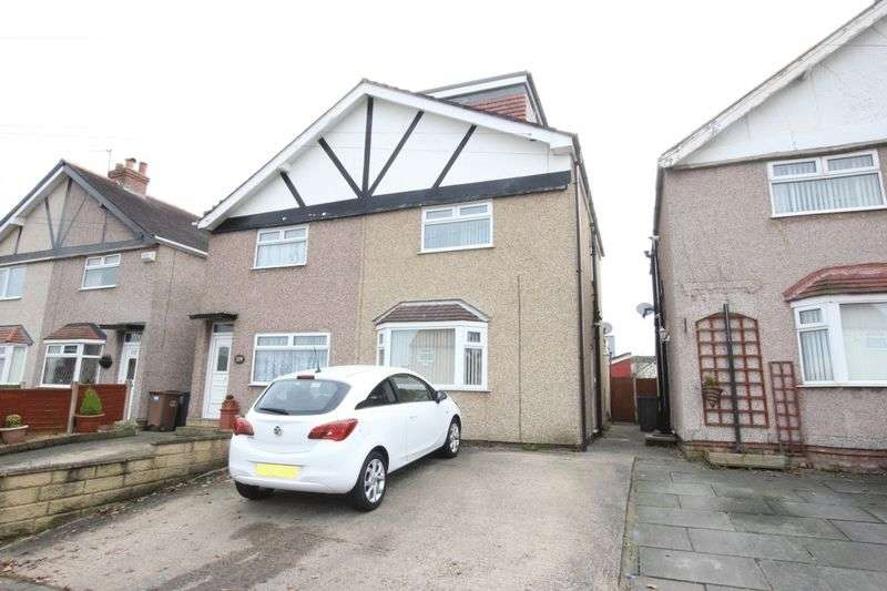 4 Bedrooms Semi Detached House for sale in Mark Rake, Bromborough, Wirral