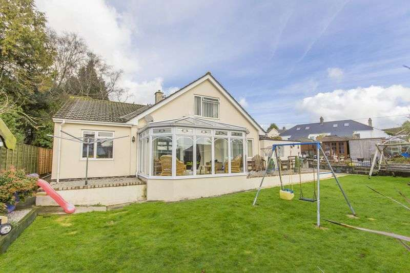 3 Bedrooms Detached Bungalow for sale in Orchard Close, St Austell