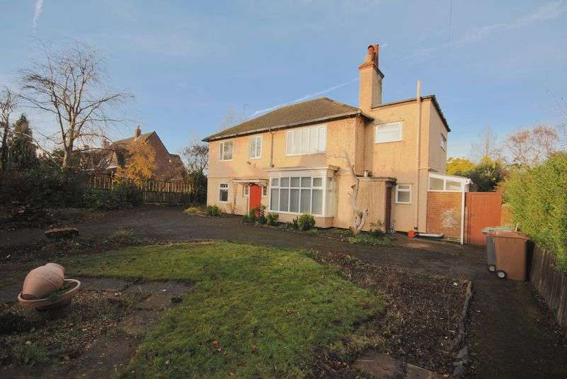 4 Bedrooms Detached House for sale in Mount Road, Upton