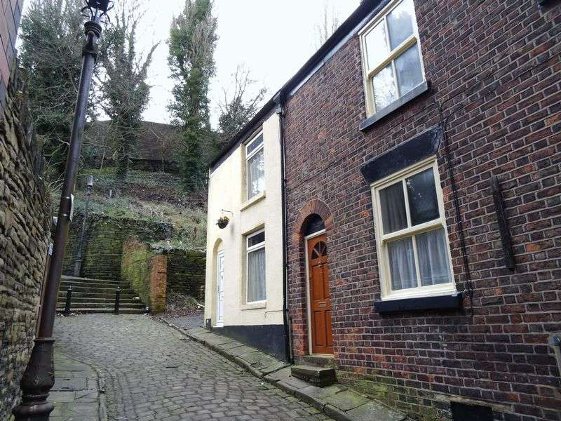 2 Bedrooms Terraced House for sale in Step Hill, Macclesfield