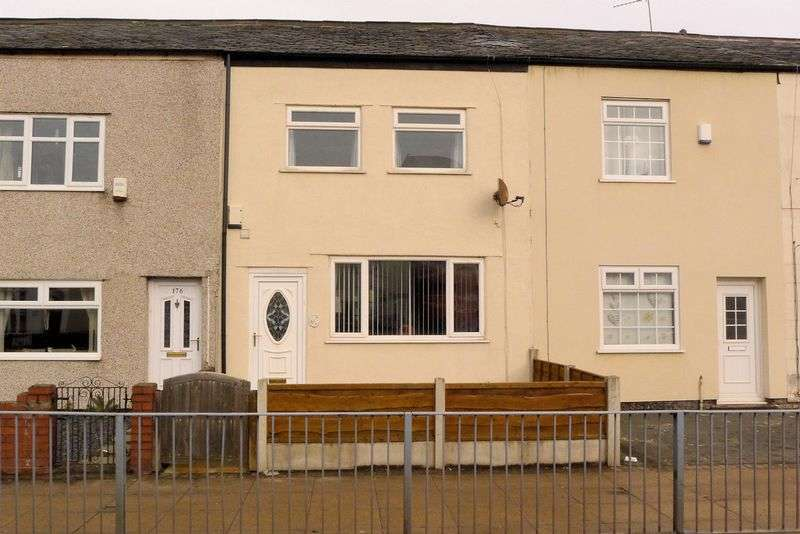2 Bedrooms Terraced House for sale in Manchester Road East, Little Hulton