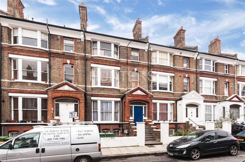 2 Bedrooms Apartment Flat for sale in Birchington Road, London, NW6 4LL