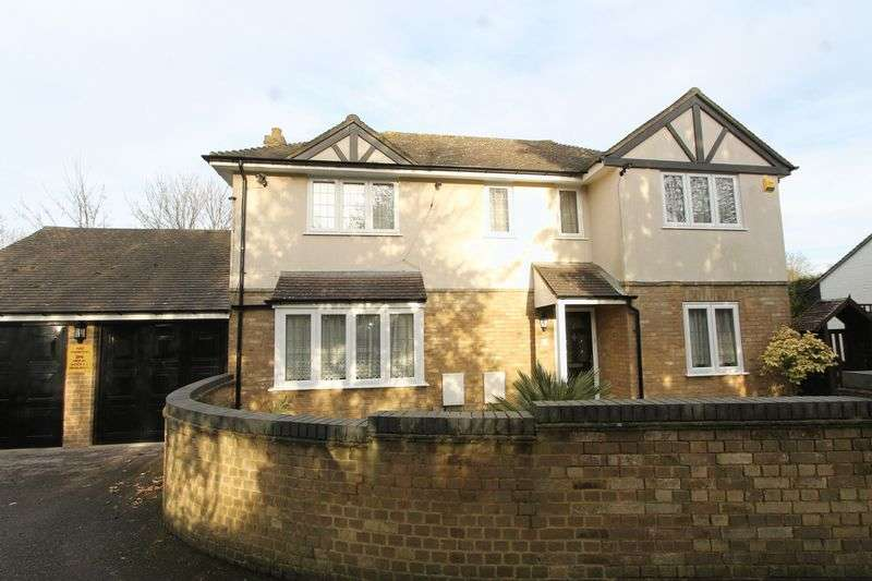3 Bedrooms Detached House for sale in Beggars Roost Lane, Sutton