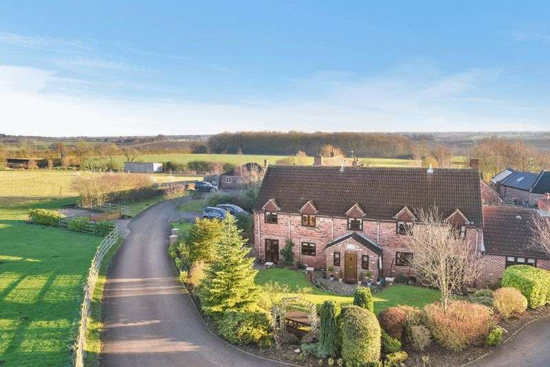 4 Bedrooms House for sale in Charleswold Court, Stanton on the Wolds