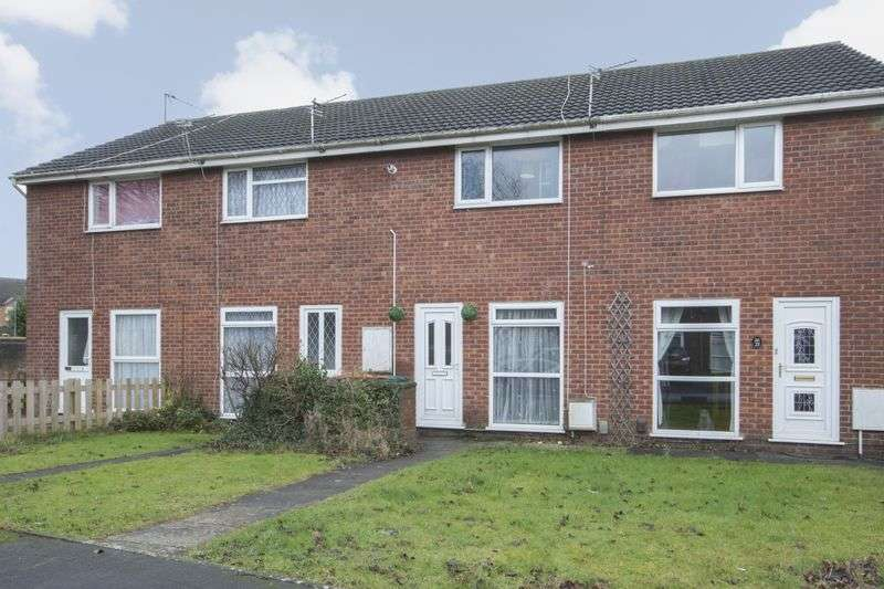 2 Bedrooms Terraced House for sale in Winchester Close, Newport