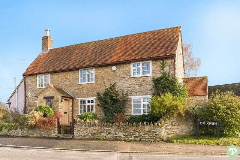 4 Bedrooms Detached House for sale in The Green, Garsington