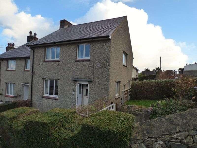 3 Bedrooms Terraced House for sale in 25, Pendalar, Llanfairfechan LL33 0RA