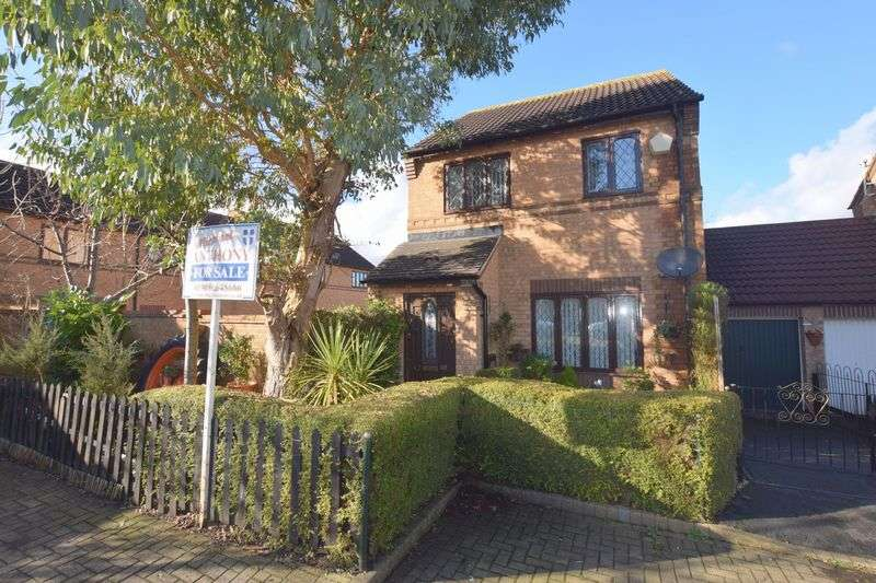 3 Bedrooms House for sale in Rillington Gardens, Emerson Valley, Milton Keynes