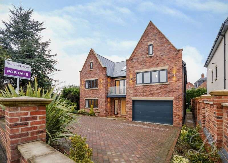 6 Bedrooms Detached House for sale in High Oakham Hill, Mansfield