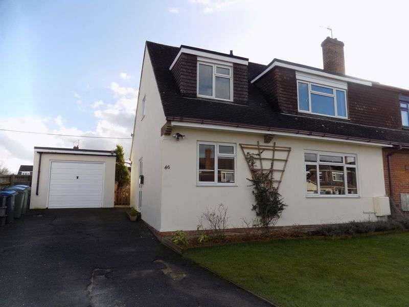 4 Bedrooms Semi Detached House for sale in Vasterne Close