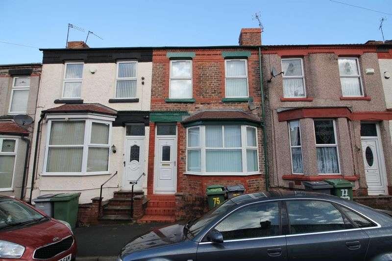 2 Bedrooms Terraced House for sale in Larch Road, Birkenhead