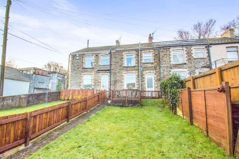 2 Bedrooms End Of Terrace House for sale in Springfield Terrace, Newbridge, Newport