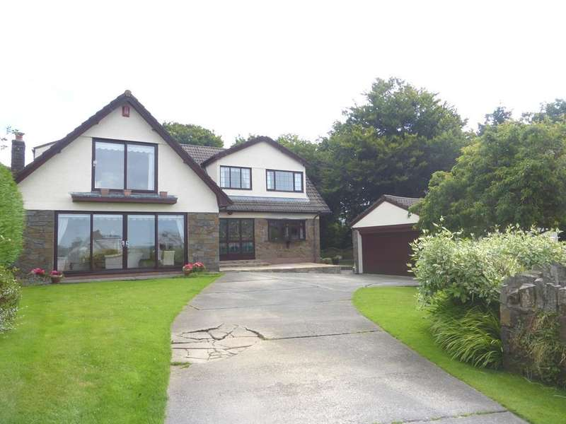5 Bedrooms Detached House for sale in Daphne Close, Neath