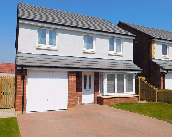 4 Bedrooms Detached House for sale in McDonald Street, Dunfermline, KY11