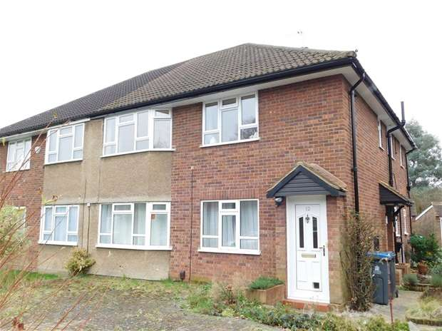 2 Bedrooms Flat for sale in Shrewsbury Close, Surbiton