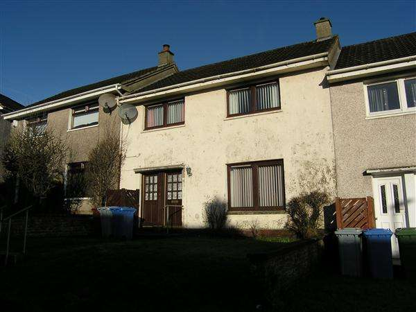 3 Bedrooms Terraced House for sale in Slessor Drive, The Murray, East Kilbride