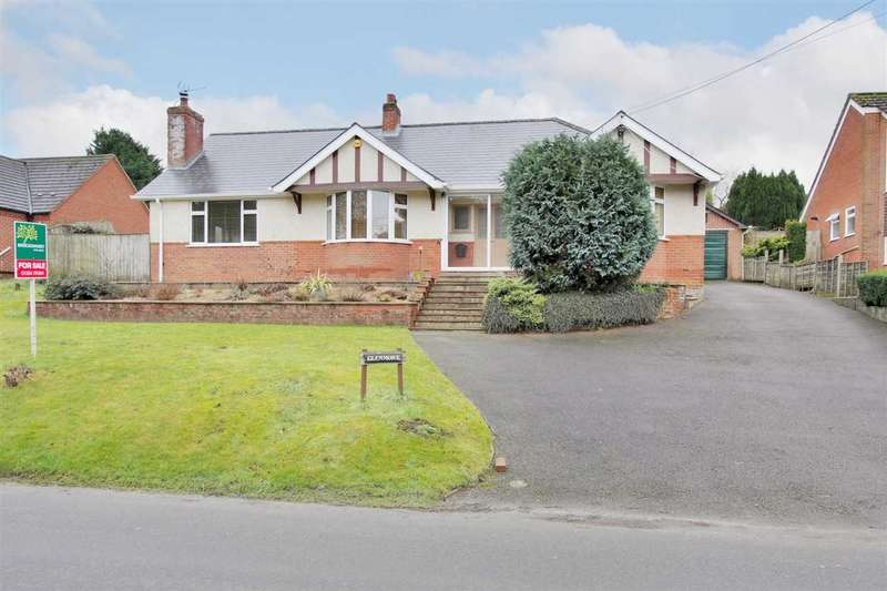 4 Bedrooms Bungalow for sale in Glenmore, Cadley Road, Collingbourne Ducis