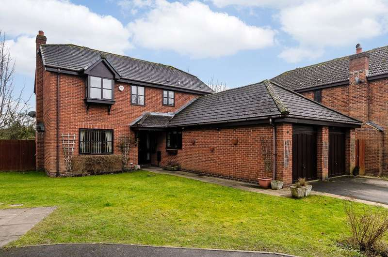 4 Bedrooms Detached House for sale in Tibberton, Gloucestershire, GL19 3AX