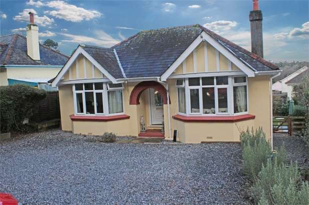 2 Bedrooms Detached House for sale in Plymouth Road, Totnes, Devon
