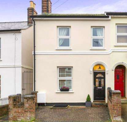 3 Bedrooms Semi Detached House for sale in Great Western Road, Cheltenham, Gloucestershire, Cheltenham