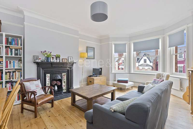 3 Bedrooms Flat for sale in Lyncroft Mansions, Lyncroft Gardens, London, NW6