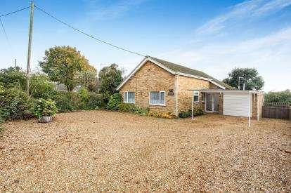 2 Bedrooms Bungalow for sale in Stoke Ferry, King's Lynn, Norfolk