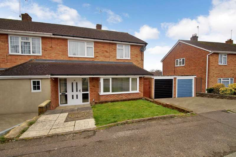 4 Bedrooms Semi Detached House for sale in Fouracres Walk, Hemel Hempstead