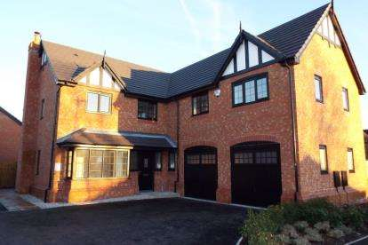 5 Bedrooms Detached House for sale in Cheerbrook Gardens, Off Cheerbrook Gardens, Willaston