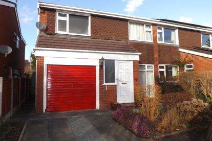3 Bedrooms Semi Detached House for sale in Talke Road, Alsager, Stoke-On-Trent, Cheshire