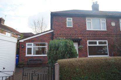 4 Bedrooms Semi Detached House for sale in Greylands Road, Manchester, Greater Manchester