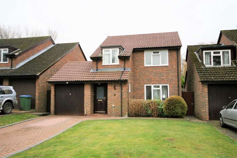 3 Bedrooms Detached House for sale in Billingshurst