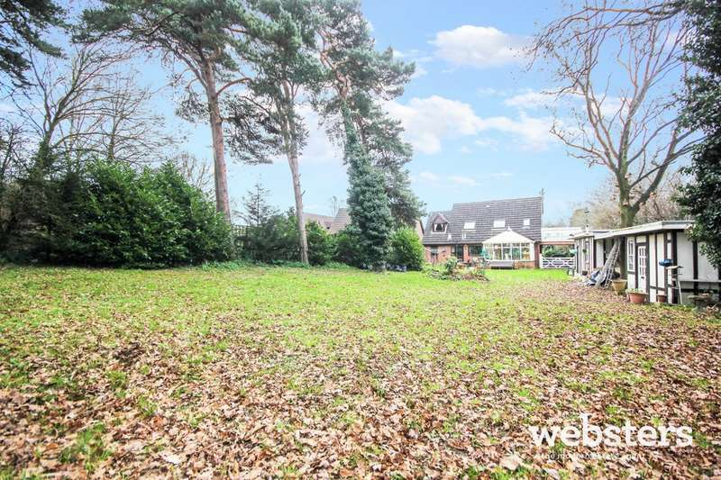 4 Bedrooms Detached House for sale in Woods Close, Norwich