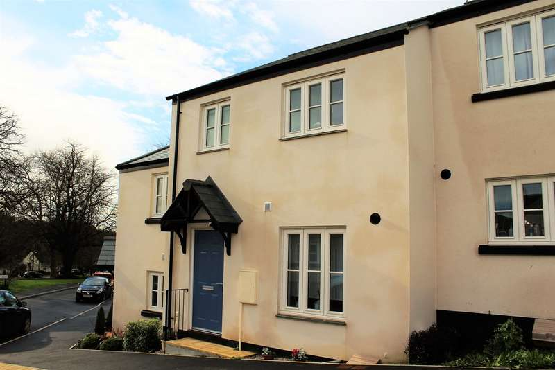 3 Bedrooms Terraced House for sale in Tappers Lane, Yealmpton