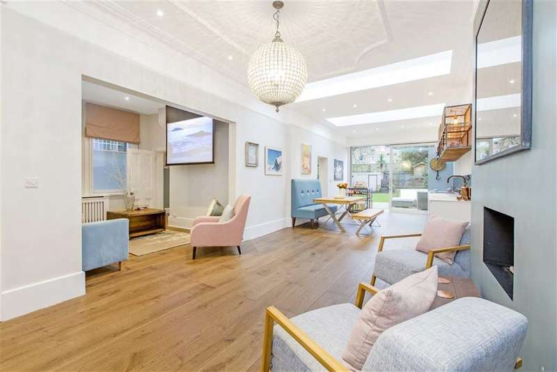 4 Bedrooms House for sale in Rodenhurst Road, Abbeville Village, London, SW4