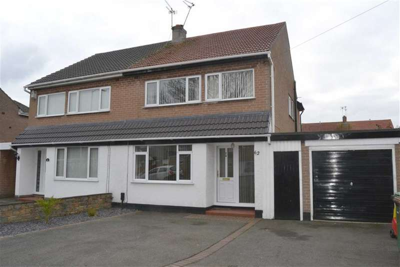 3 Bedrooms Property for sale in Brookhurst Avenue, Bromborough, Wirral